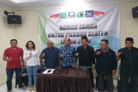 Cabup Pilkada Klaten: Didukung 7 Parpol, Pejabat Kementerian PUPR Ini Siap Tantang Sri Mulyani
