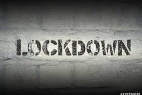 Ilustrasi Indoesia lockdown. (Freepik.com)
