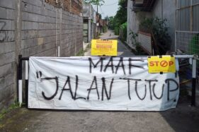 Lockdown Kampung Cegah Corona dari Sleman hingga Sragen