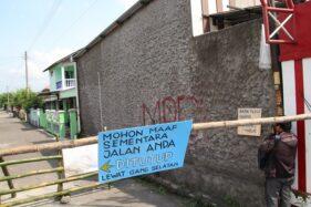 Aturan Lockdown Kampung Karangwuni Kulon Klaten Bagi Pemudik, Bank Plecit, hingga Pedagang Keliling