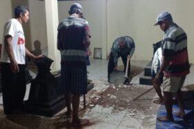 Ibu Presiden Jokowi Tutup Usia, Camat Gondangrejo Karanganyar Siapkan Makam