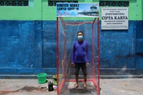 Stop Pakai Bilik Disinfeksi! Berbahaya & Tidak Dianjurkan Kemenkes