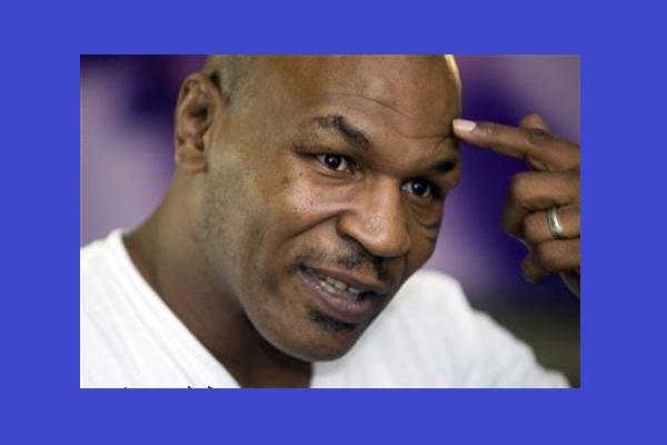 Mike Tyson. (Reuters)