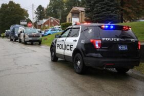 Pengemudi Mobil Ancam Batuk Tularkan Corona saat Ditilang Polisi
