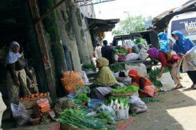 KLB Corona, 3 Pasar di Sukoharjo Ini Tutup Sementara