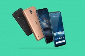 HMD Global Rilis Smartphone dan Feature Phone Nokia
