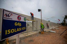 Pulau Galang, Dulu Pengungsi Vietnam Kini RS Darurat Corona