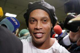 Ronaldo Assis de Moreira alias Ronaldinho. (Reuters)