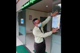Rumah Sakit di Sragen Tiadakan Jam Besuk Pasien
