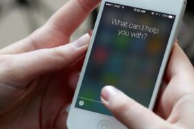 Ilustrasi Siri di Iphone. (Istimewa)