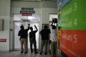 Jenazah Suspect Corona Meninggal di RSUP Sardjito Jogja Dibungkus Plastik