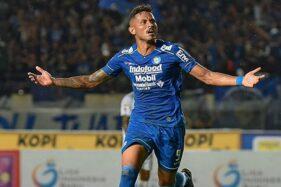 Pemain Persib Bandung, Wander Luiz, yang mengaku positif virus corona. (Instagram-@wanderluiiz_)