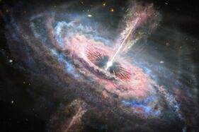 NASA Laporkan Fenomena Quasar Tsunami Paling Agresif di Semesta