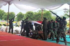Pemakaman Bob Hasan Dipimpin Langsung Pangdam IV/Diponegoro