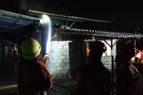 Karanganyar Dilanda 3 Kebakaran, Salah Satunya di Pabrik Tekstil
