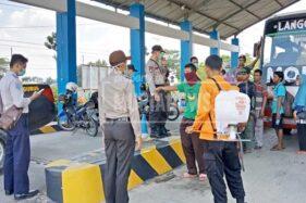 Grobogan Sudah Kemasukan 15.559 Pemudik