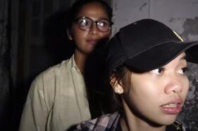 Pocong Gede Gedung Bekas Kantor Semarang Kagetkan 2 Gadis Indigo