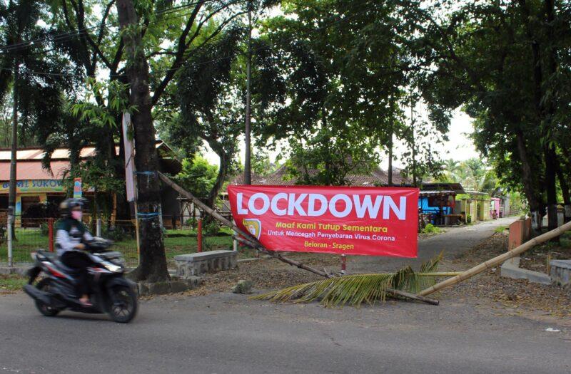 Persiapan New Normal 10 Juni 2020, Warga Sragen Diminta Buka Jalan Kampung