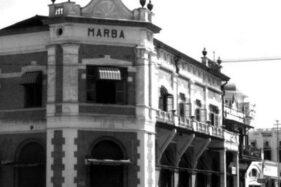 Inilah Kisah Gedung Marba nan Eksotis di Kota Lama Semarang...