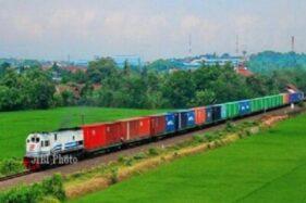 KAI Optimalkan Kereta Barang Jika Semarang Raya PSBB
