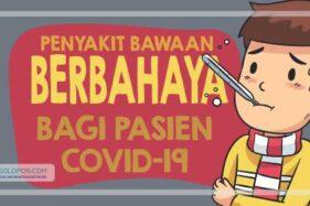 Infografis Penyakit Bawaan Pasien Covid-19 (Solopos/Whisnupaksa)