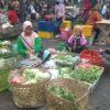 Gegara Virus Corona Salatiga Tutup Pasar