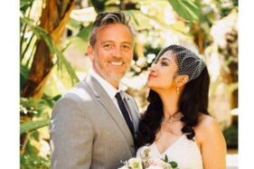 Rahma Azhari Menikah dengan Bule 2 Hari Sebelum Amerika Lockdown