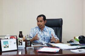 Direktur Perlindungan WNI dan BHI Kementerian Luar Negeri Judha Nugraha. (Antara-Yashinta Difa)
