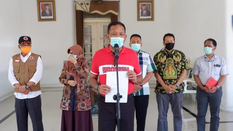 Kasus Covid-19 di Ponorogo Mengganas, Muncul 76 Kasus Baru dan 7 Pasien Meninggal