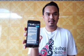 Kreatif, Sekelompok Pemuda di Ponorogo Bikin Hotline Covid-19 Desa Untuk Tangkal Hoaks