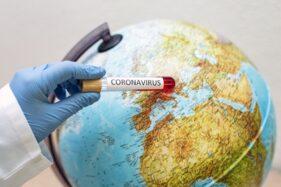 Ilustrasi pandemi corona atau Covid-19 (Freepik)