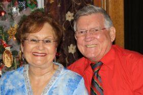 Jerry Austin Williamson dan istrinya, Frances Jewel Bond Williamson. (detik.com)