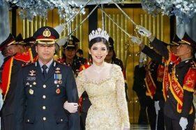 Heboh Kapolsek di Jakarta Gelar Resepsi Pernikahan Saat Wabah Corona