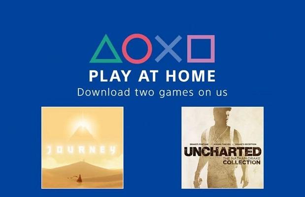 Dua game diberi akses gratis untuk dimainkan di Playstation 4 pada masa pandemi virus corona. (Istimewa)