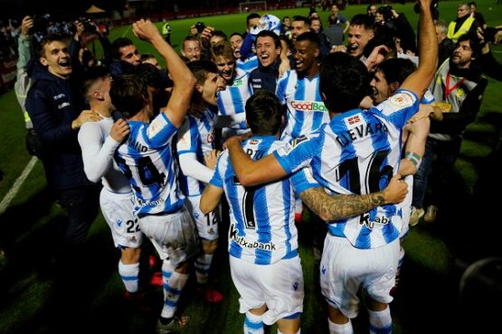 Real Sociedad (Reuters/Vincent West)