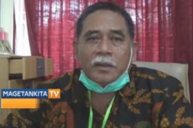 Kabid P2P Dinas Kesehatan Kabupaten Magetan, Didik Setyo Margono. (Youtube/MMagetanKita TV)