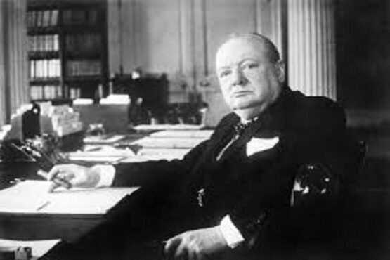 Winston Churchill. (Wikipedia.org)