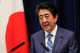 Perdana Menteri Jepang Shinzo Abe. (Reuters)