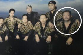 Pengendang senior Solo yang juga ayah penyanyi Dory Harsa, Agus Haryanto (dilingkari). (Istimewa/Dok. OM Ervana)
