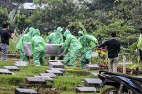 Update Covid-19: Lampaui Jatim dan DKI, Jateng Catatkan Jumlah Kematian Tertinggi