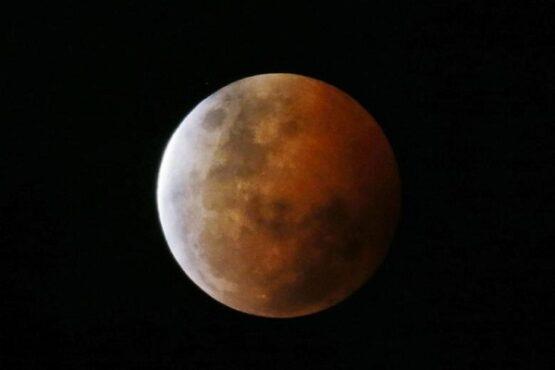Ilustrasi Bulan. (Reuters)
