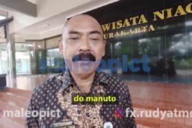 Wali Kota Solo Rudy kembali menghimbau masyarakat untuk