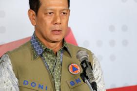 Kepala BNPB Doni Monardo (Humas BNPB/M Arfari Dwiatmodjo).