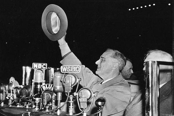 Franklin Delano Roosevelt. (Reuters)