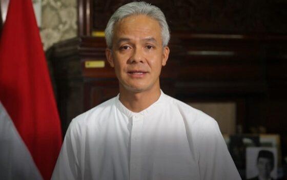 Gubernur Jateng Ganjar Pranowo. (Instagram @ganjar_pranowo)