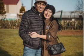 Unggahan Sedih Istri Glenn Fredly: Tuhan Selalu Jaga Kami