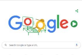 Dukung di Rumah Saja, Google Doodle Hari Ini Tampilkan Gim Coding Menarik