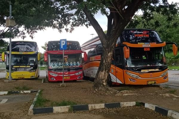 Warga Wonogiri Kembali Bekerja di Perantauan, Jumlah Penumpang Bus di Terminal Pecahkan Rekor Dalam Sehari