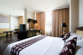 Okupansi Hotel di Solo Naik di Bulan Mei, Bintang 2 Paling Diminati