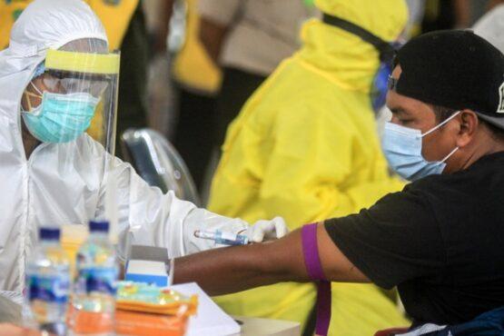 Pemkab Pasuruan Fasilitasi Rapid Test Antigen 13.000 Santri